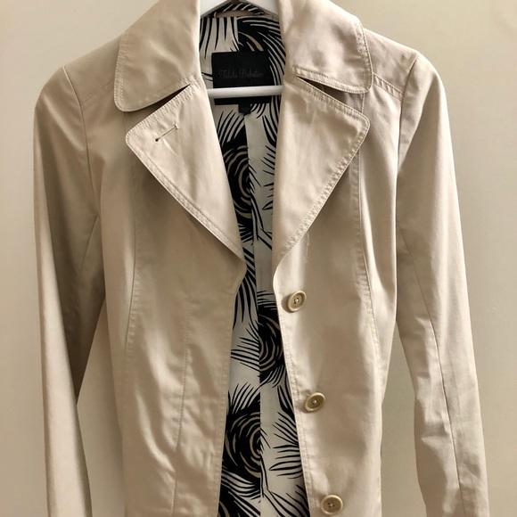 Aritzia women's trench coat size XXS